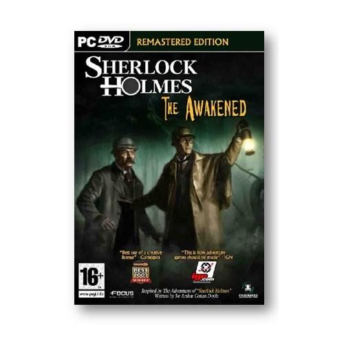 Sherlock Holmes-The Awakened Pc