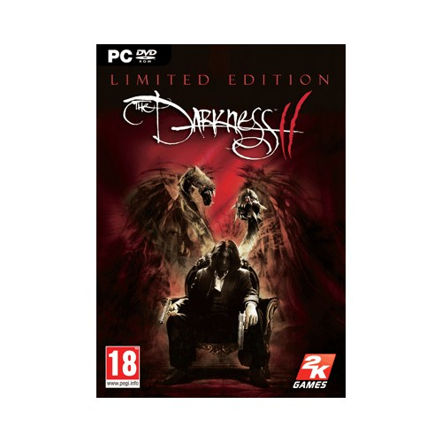 The Darkness II Pc Limited Edition