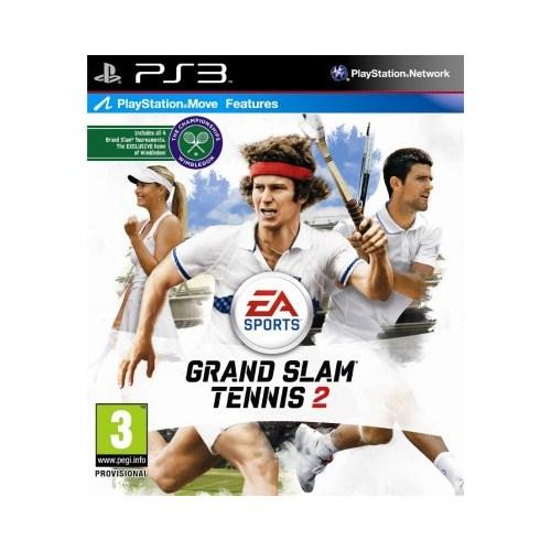 Grand Slam Tennis 2 Move Uyumlu Ps3