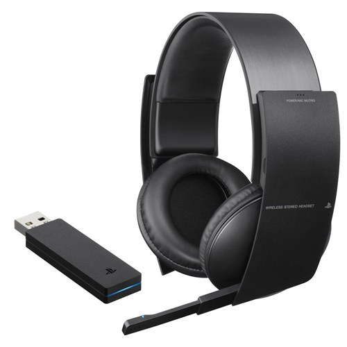 Sony Playstation PS3  Wireless Stereo Headset 7.1 Kanal Kablosuz Kulaklık