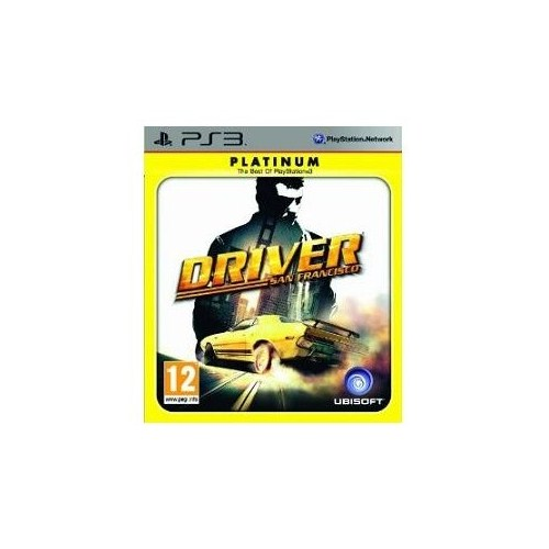 Driver San Francisco Platinum (Ps3)