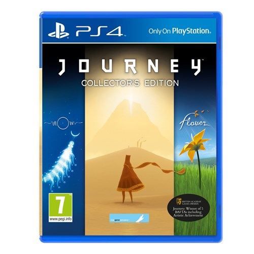 Journey Collectors Edition Ps4 Oyun