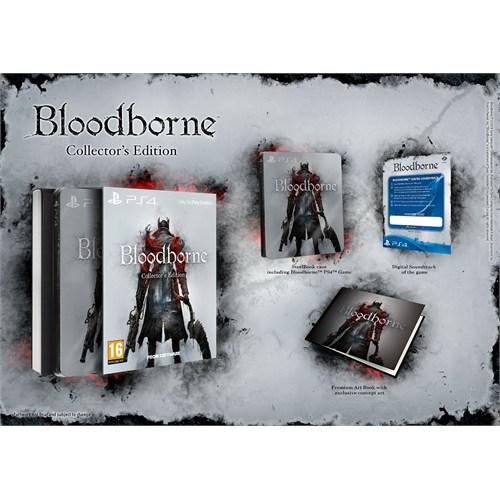 Bloodborne Collectors Edition Ps4 Oyun