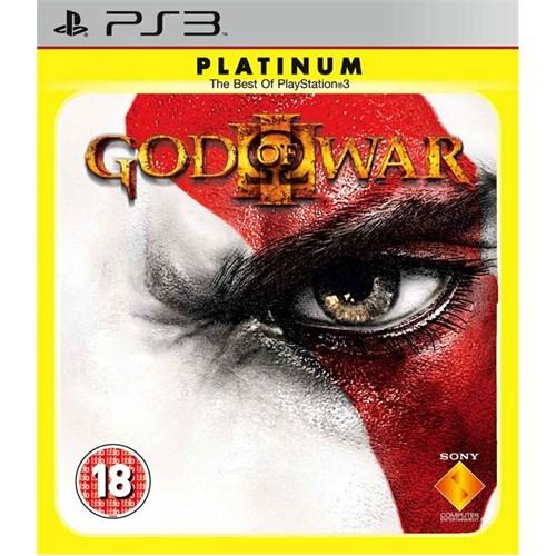 God of War 3 Platinum