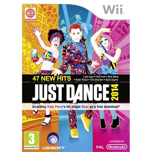 Just Dance 2014 Nintendo Wii Oyun