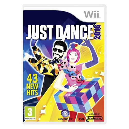 Just Dance 2016 Nintendo Wii Oyun