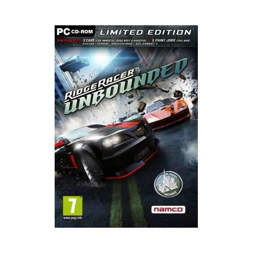 Ridge Racer : Unbounded Limited Edition Pc