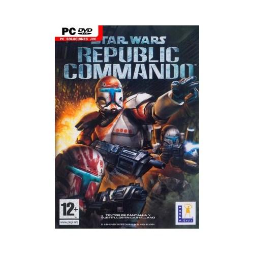 Star Wars Republic Commando Pc