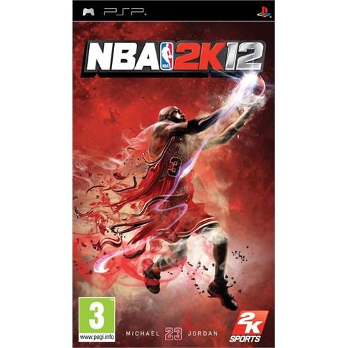 NBA 2K12 PSP