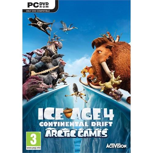 Activision Pc Ice Age 4 Contınental Drıft Arctıc Games