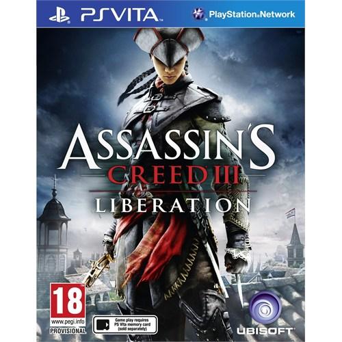 Ubisoft Ps Vıta Assassıns Creed 3 Lıberatıon