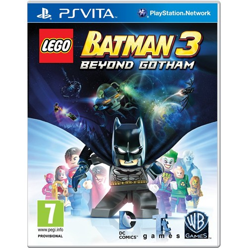 Wb Games Ps Vıta Lego Batman 3 Beyond Gotham