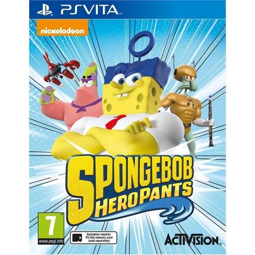 Activision Ps Vıta Spongebob Heropants