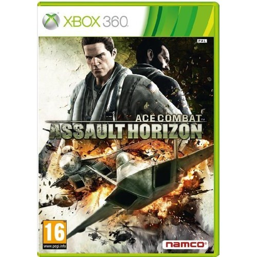 Namco Xbox 360 Ace Combat Assault Horızon