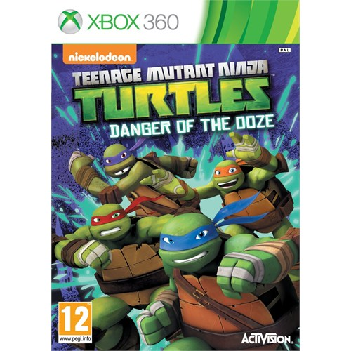 Activisionxbox 360 Teenage Mutant Nınja Turtles Danger Of The Do