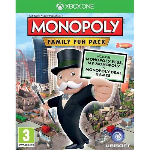 Ubisoft Xbox One Monopoly Famıly Fun Pack
