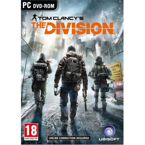 Ubisoft Pc Tom Clancy's The Dıvısıon