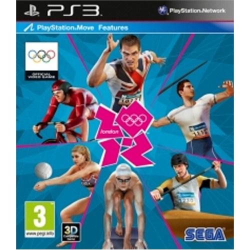 Psx3 London 2012 Offıcıal Game Of Olympıc G