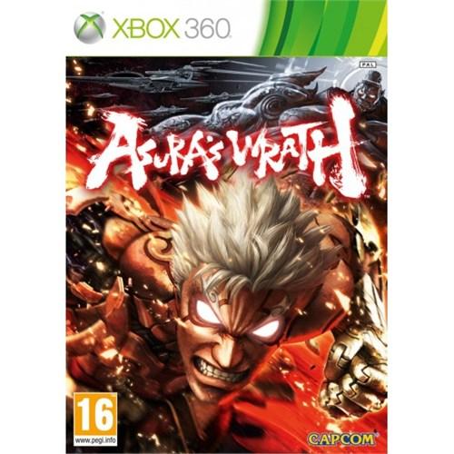 Capcom X360 Asuras Wrath