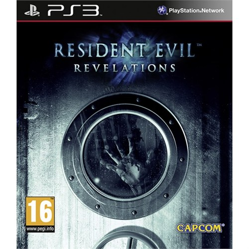 Capcom Psx3 Resıdent Evıl Revelatıons