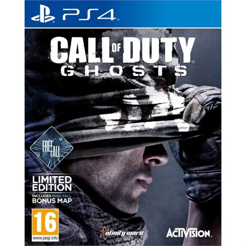 Activision Ps4 Call Of Duty Ghosts D1 Edition