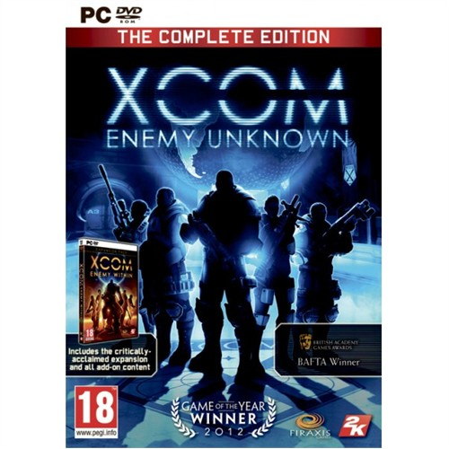 Take 2 Pc Xcom Enemy Unknown: The Complete Edition