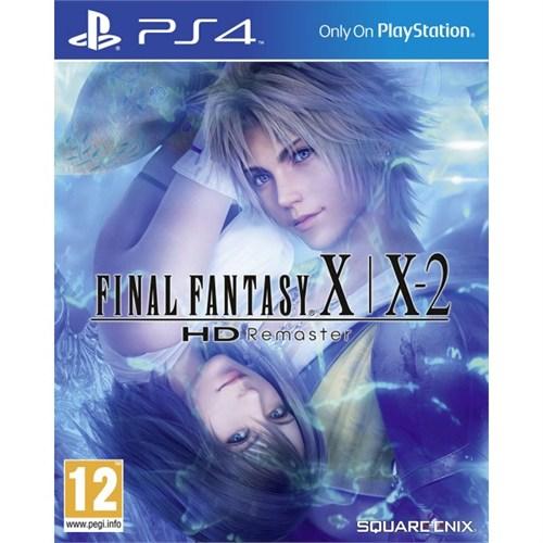 Square Enix Ps4 Fınal Fantasy X X-2 Hd Remaster