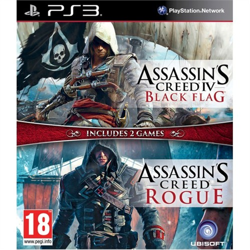 Ubisoft Psx3 Assassins Creed Double Pack