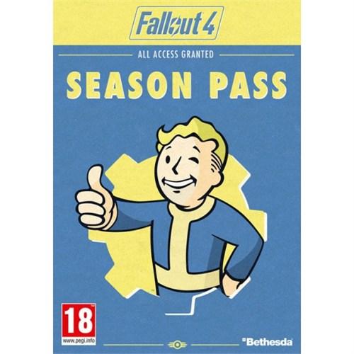 Bethesda Pc Fallout 4:Season Pass