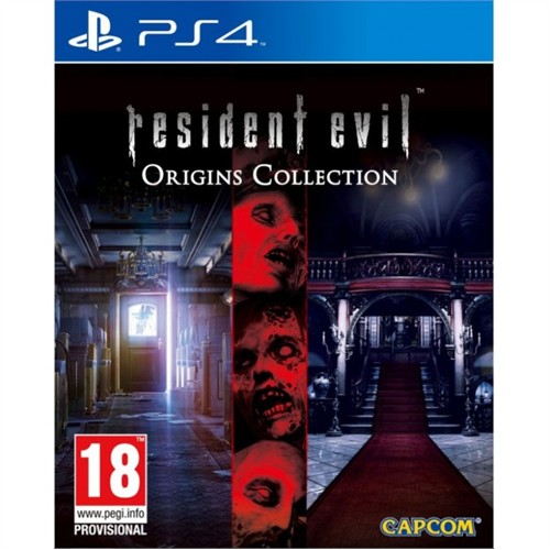 Capcom Ps4 Resıdent Evıl:Orıgıns