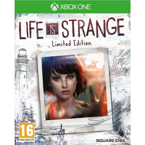 Square Enix Xbox One Life Is Strange Limited Edt.