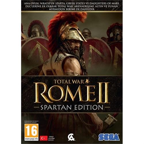 Sega Pc Total War Rome Iı Spartan Edition