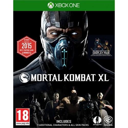 Warnerbros Xbox One Mortal Kombat Xl