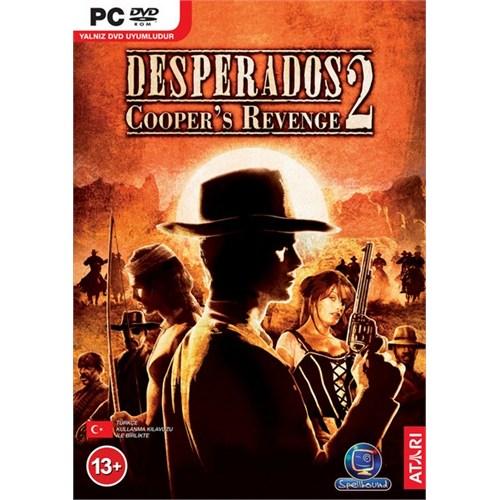 Atari Pc Desperados 2 Coopers Revenge