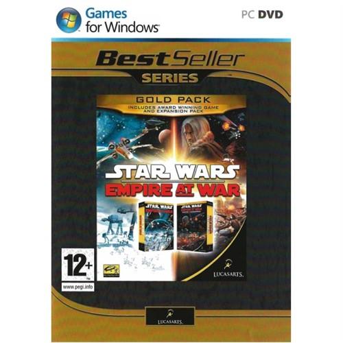 Activision Pc Star Wars: Empire At Wars Gold