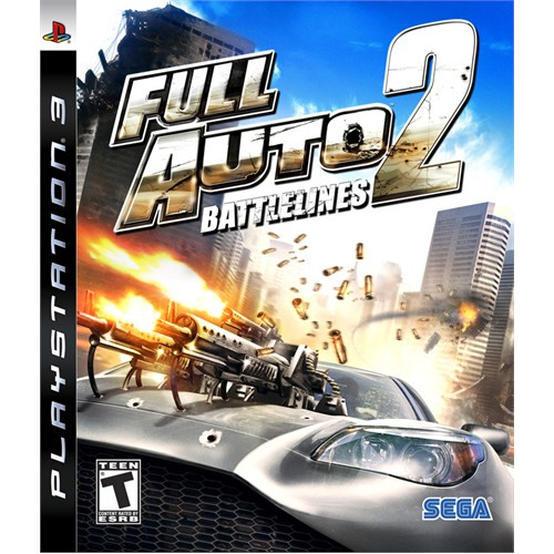 Sega Full Auto 2: Battlelines Ps3