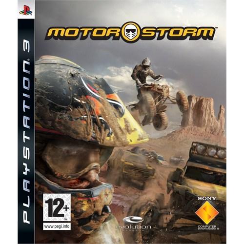 Sony Motorstorm Ps3