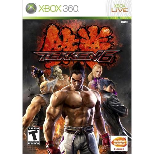 Bandai Namco Tekken 6 Xbox 360 Oyun