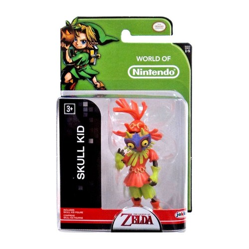 World Of Nintendo The Legend Of Zelda Skull Kid Figür 2,50""