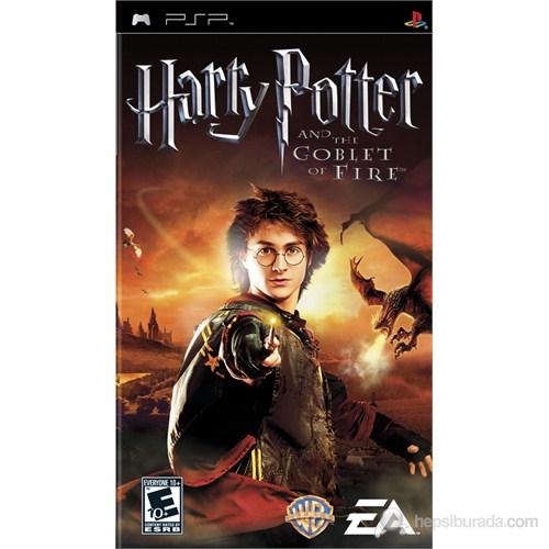 Harry Potter The Goblet Of Fire PSP
