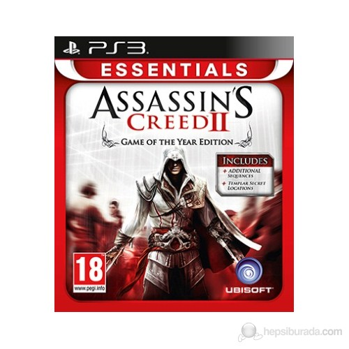 Assassins Creed II PS3