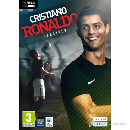 Cristiano Ronaldo: Freestyle PC