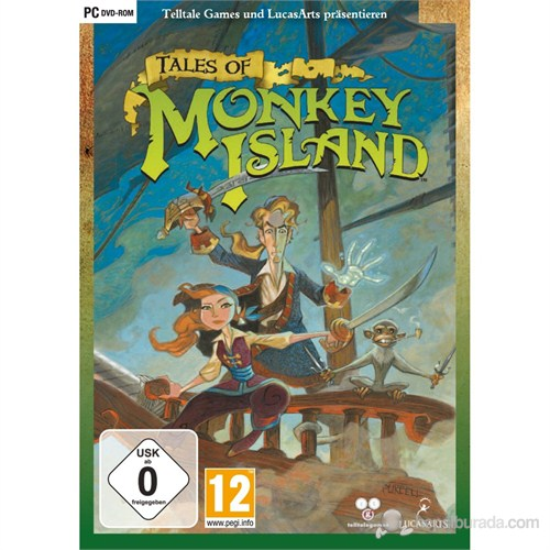 The Tales of Monkey Island PC