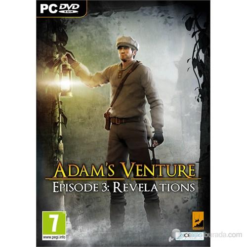 Adam's Venture Episode 3: Revelations PC