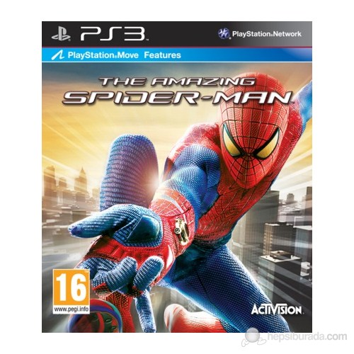 Amazing Spiderman PS3
