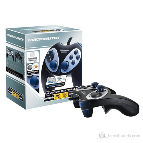 Thrustmaster PC Firestorm Dual Analog 3