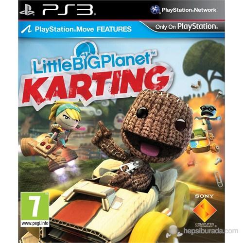 LittleBig Planet Karting/EXP PS3