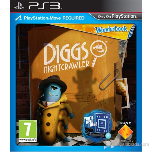 Diggs Nightcrawler PS3