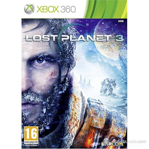 Lost Planet 3 Xbox 360