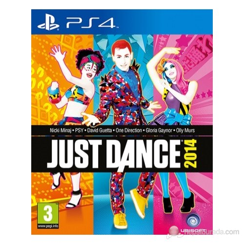 Just Dance 2014 PS4